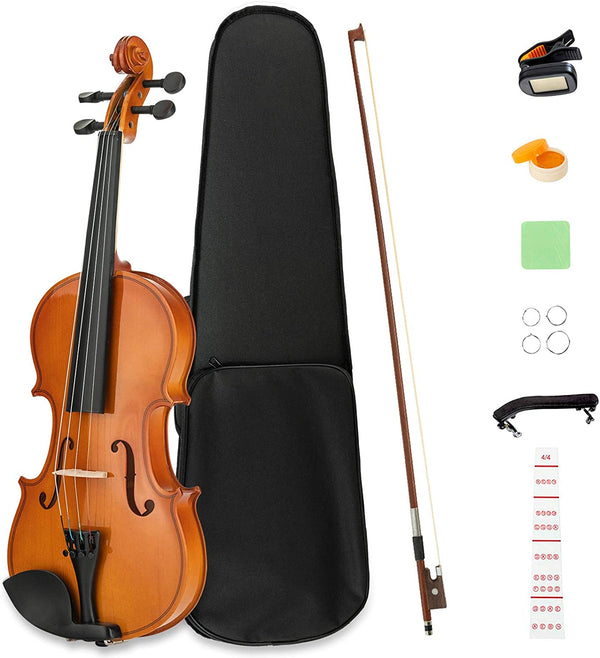 Lagrima 3/4 Beginner Violin,Violin Notes Sticker