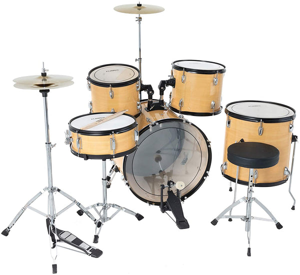 Lagrima Full Size Complete Adult 5 Piece Drum