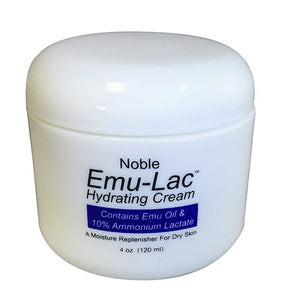NF EMU OIL & 10% AMMONIUM LACTATE ALPHA HYDROXY HYDRATING CREAM