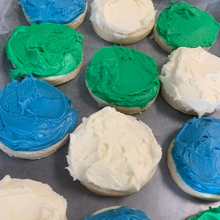 Load image into Gallery viewer, Iced Sugar Cookies