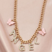 Load image into Gallery viewer, Charming Angel Necklace