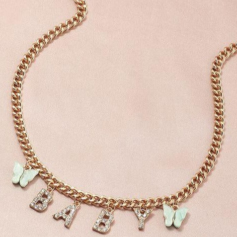 Charming Baby Necklace
