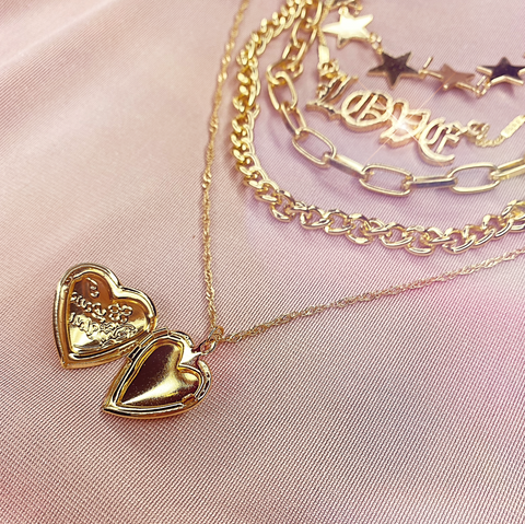Love Locket Stack