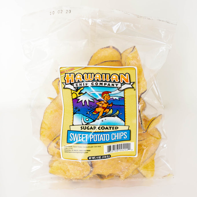 Hawaiian Chip Company Sweet Potato Chips