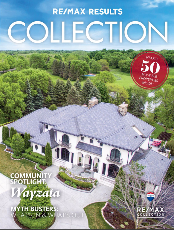 Ooh La La Featured in Fall 2017 RE/MAX Results Collection Magazine