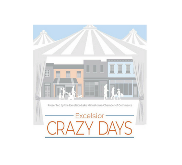 Crazy Days July 18-21, 2019
