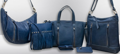 ILI leather handbags ooh la la excelsior