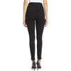 Denim Skinny Leggings in Black Pants, Lysse- Ooh La La Free Shipping