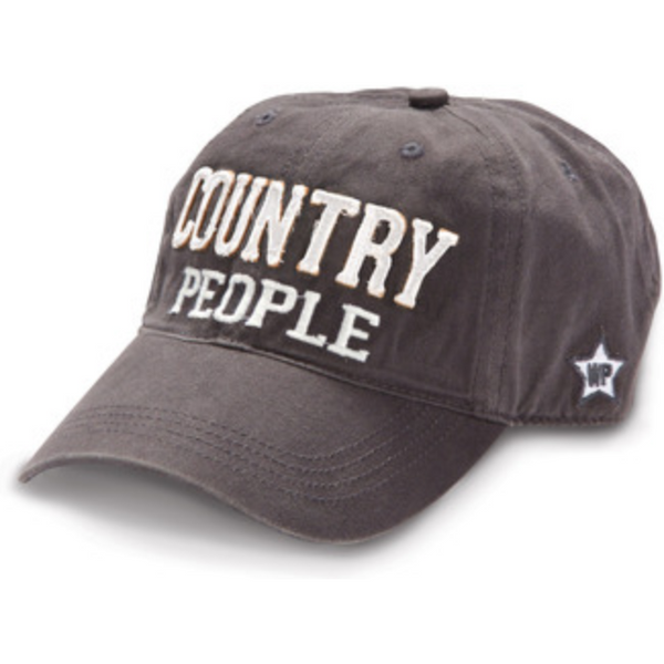 Country People Hat Hats, OohLaLaBling- Ooh La La Free Shipping