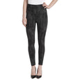 Ponte Center Seam Legging in Blackwash Pants, Lysse- Ooh La La Free Shipping