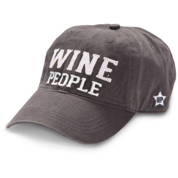 Wine People Hat Hats, OohLaLaBling- Ooh La La Free Shipping