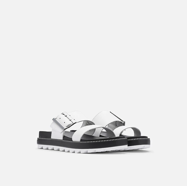 Sorel Women's Roaming™ Buckle Slide - Sea Salt