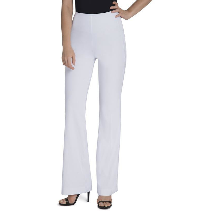 Denim Trouser in White Pants, Lysse- Ooh La La Free Shipping