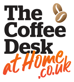 The Coffee Desk at Home