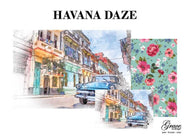 PREORDER - WILL SHIP LATE APRIL Havanna Daze Decoupage Pack