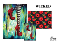 PREORDER - WILL SHIP LATE APRIL Wicked Decoupage Pack
