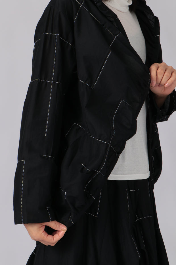 Sumato Jacket ~ 10122100-02 Black - Rootchi