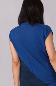 Taru Top ~ 10122671-75 Blue - Rootchi