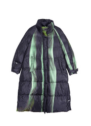 Brushstroke Down Coat ~ 5J0702140-750 - Rootchi