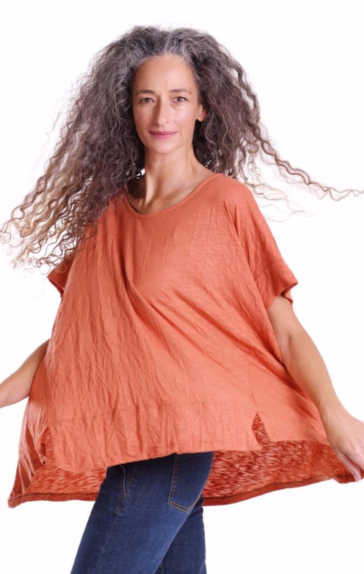 The Amma Tee ~ ST235C Coral - Rootchi