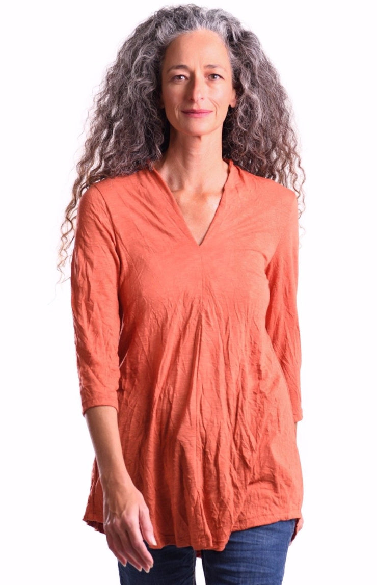 The Bhakti Tunic ~ ST237C - Rootchi
