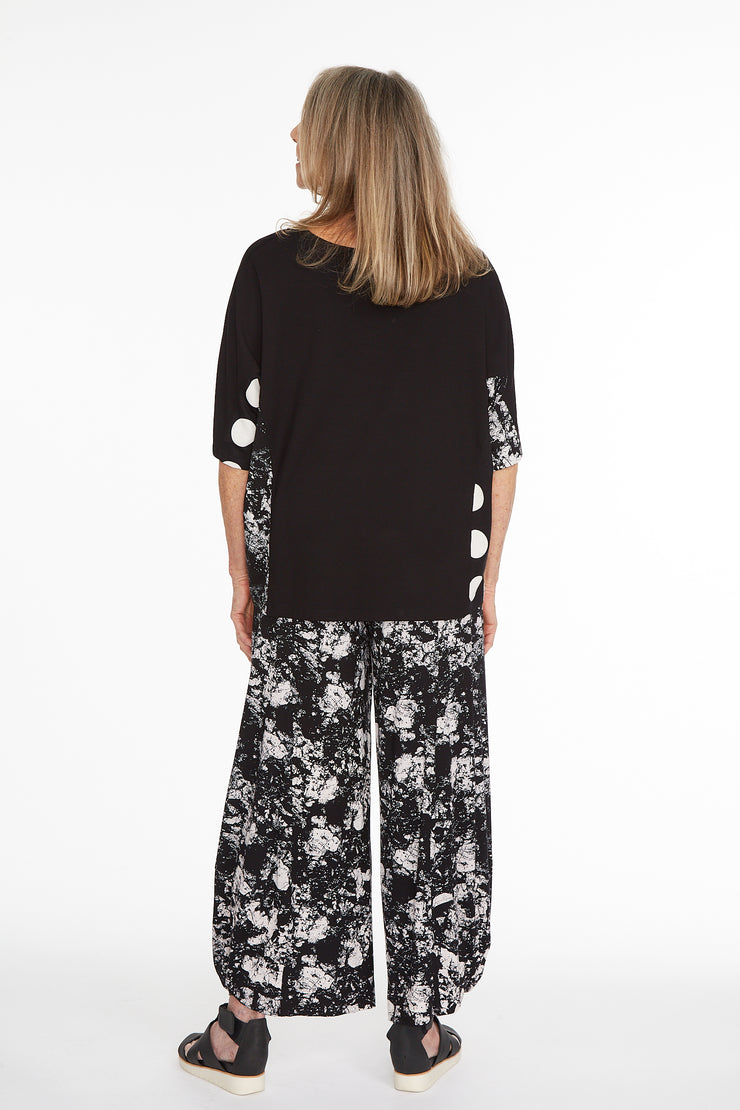 Marble Punto Pants ~ SP323S - Rootchi