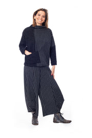 Plaid Punto Pants ~ AP206N