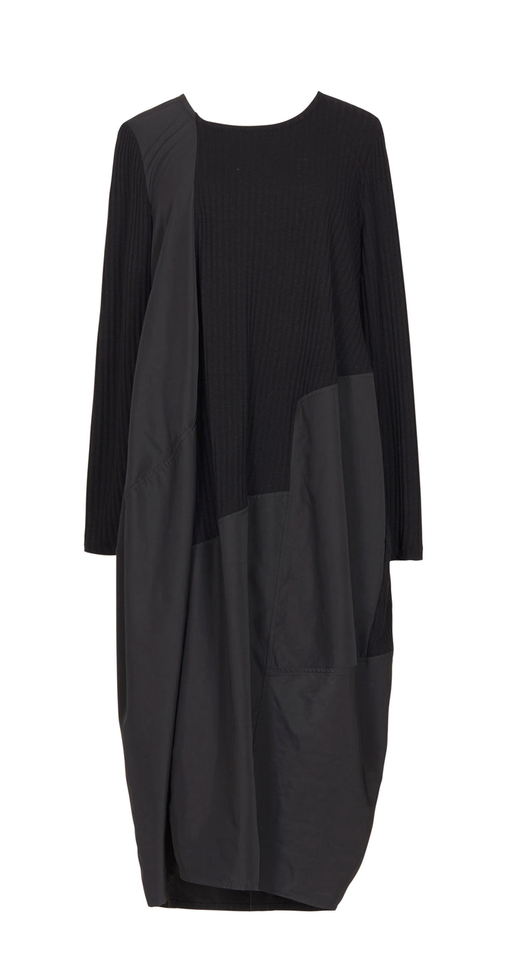 Black Is Black Dress ~ BD501B - Rootchi
