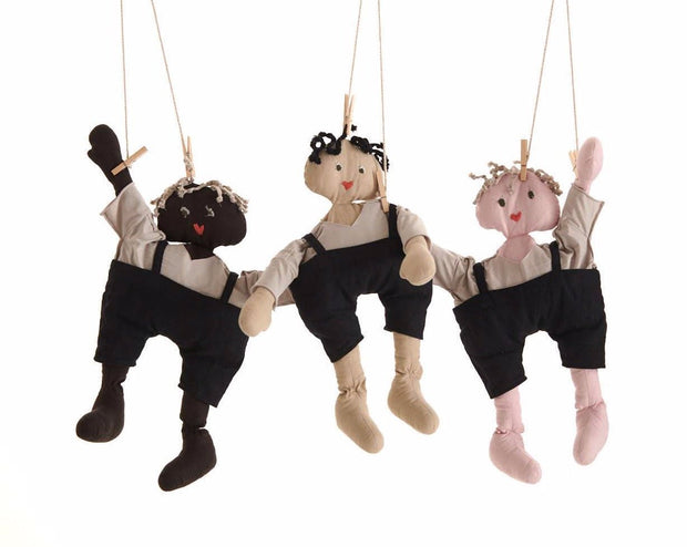 Peter Collectible Rag Doll - Rootchi
