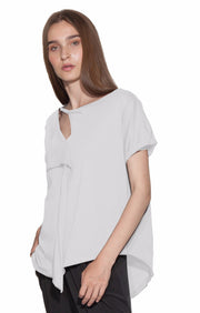 Happily Cutout Top ~ White - Rootchi