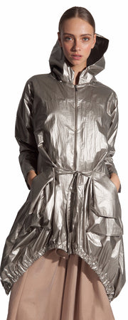 Must-Have Metallic Jacket - Rootchi