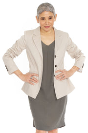 Zuma Jacket ~ VE3423 Sand - Rootchi