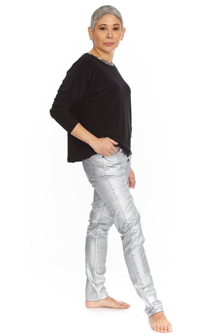 Nola Button-Fly Jeans ~ PH9060 - Rootchi