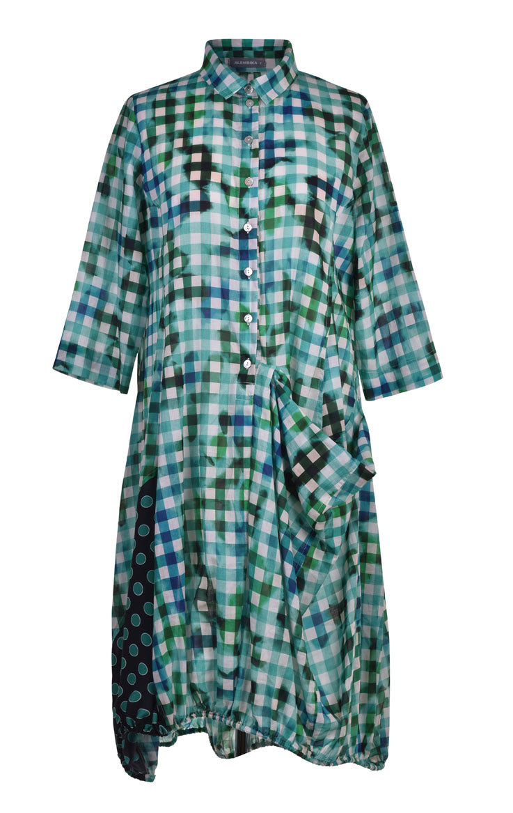 Lagoon Wonderful Dress ~ SD622L - Rootchi