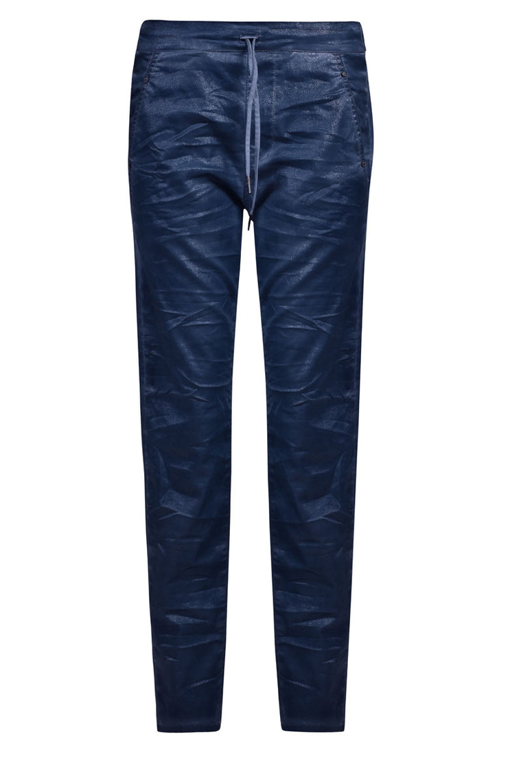 Shimmer Pants ~ SP314N Navy - Rootchi