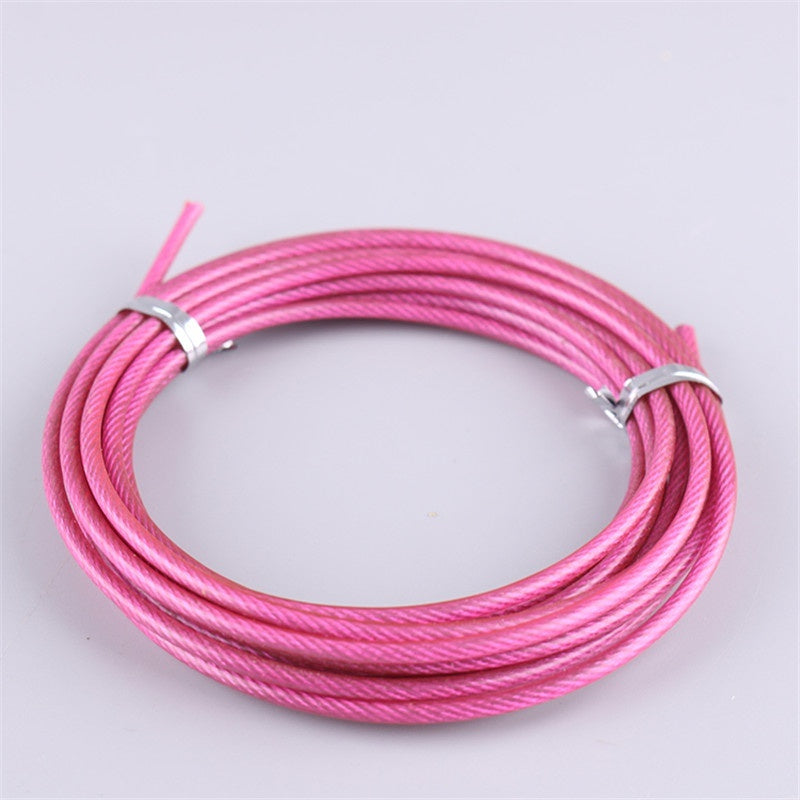 Rope Workout Speed Ropes Cable M Crossfit Replaceable Skipping Spare Crossfit Wire 3 Jump Rope Training Fitness Equipments