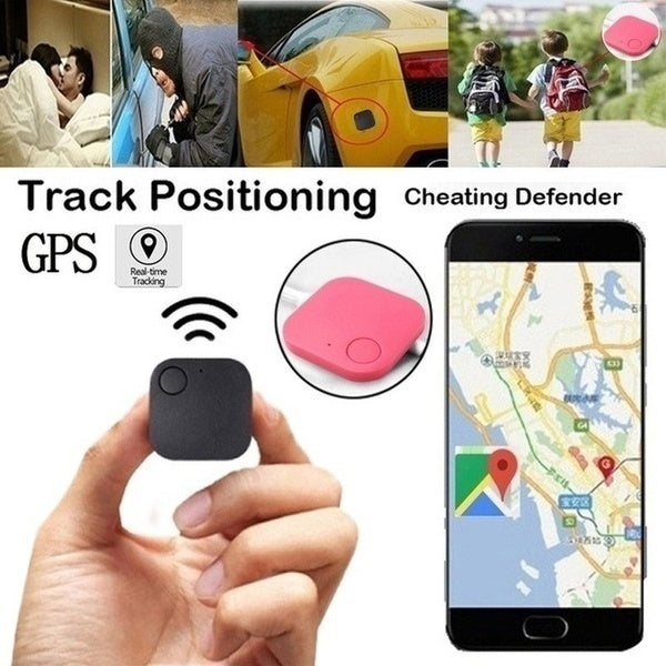 1PC Multifunctional BT GPS Tracker Car Real Time Vehicle GPS Trackers Tracking Device GPS Locator for Children Kids Pet Dog