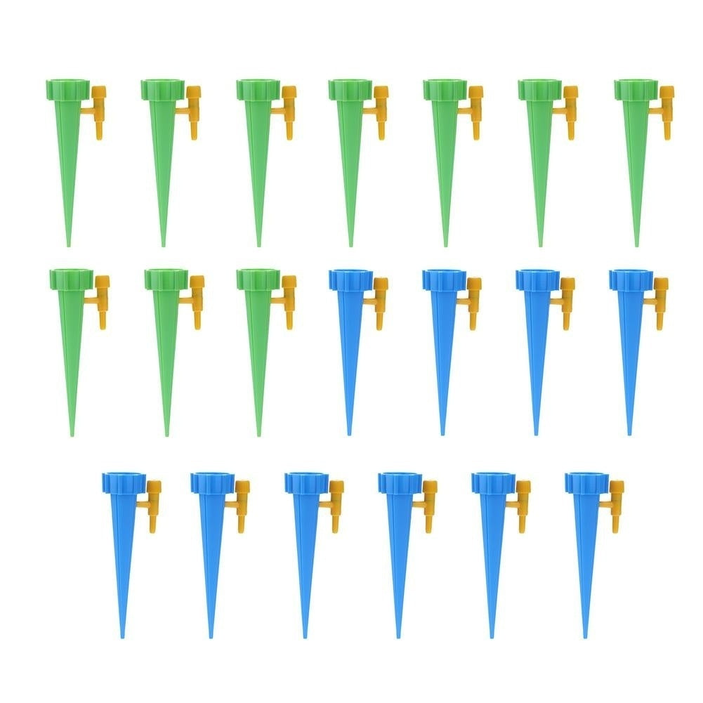 3/6/12/18/30Pcs/set Auto Drip Irrigation Watering System Automatic Watering Spike for Plants
