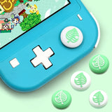 NS Game Console Rocker Caps for Switch/ Switch Lite Animal Crossing Silicone Joystick Thumb Grip Caps   Poke-mon Switch Accessories Controller Silica Gel Caps
