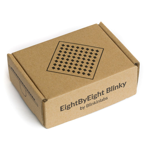 EightByEight Blinky