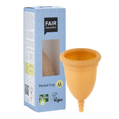 Natural Rubber Menstrual Cup by fairsquared