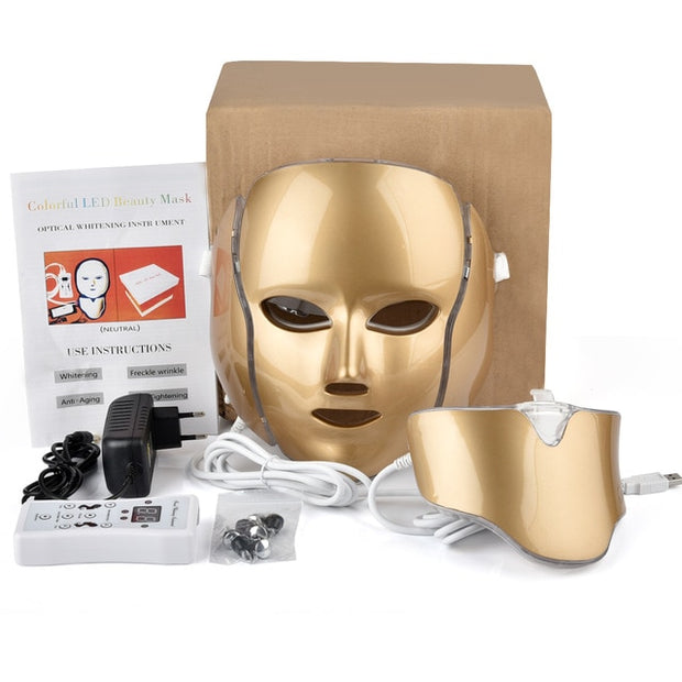 BIZARRE® LED MASK (7 Colors)
