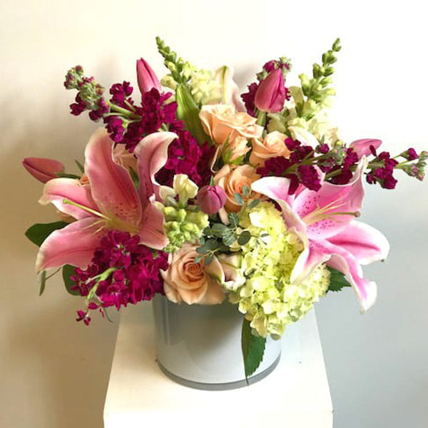 50 Shades Of Love - Daily floral delivery from Botanica Floral Design