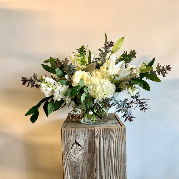Dancing on a Cloud - Daily floral delivery from Botanica Floral Design