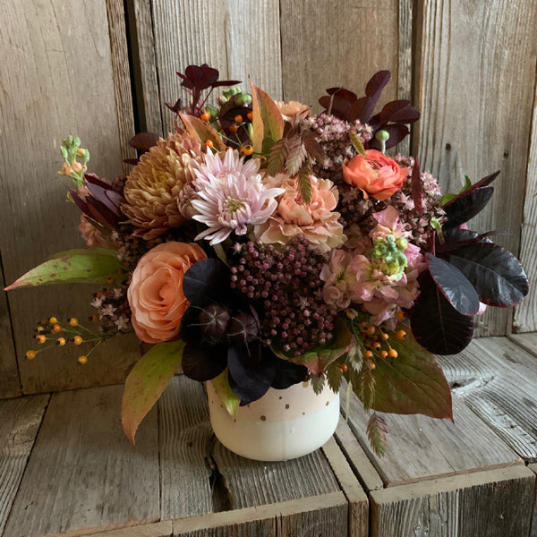 Autumn Sonata - Daily floral delivery from Botanica Floral Design