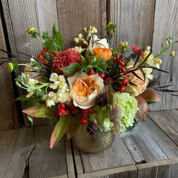 Falling for You - Daily floral delivery from Botanica Floral Design