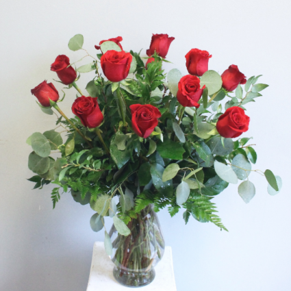 Classic Red - Daily floral delivery from Botanica Floral Design