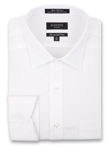 Lachlan Australian Made Textured Shirt