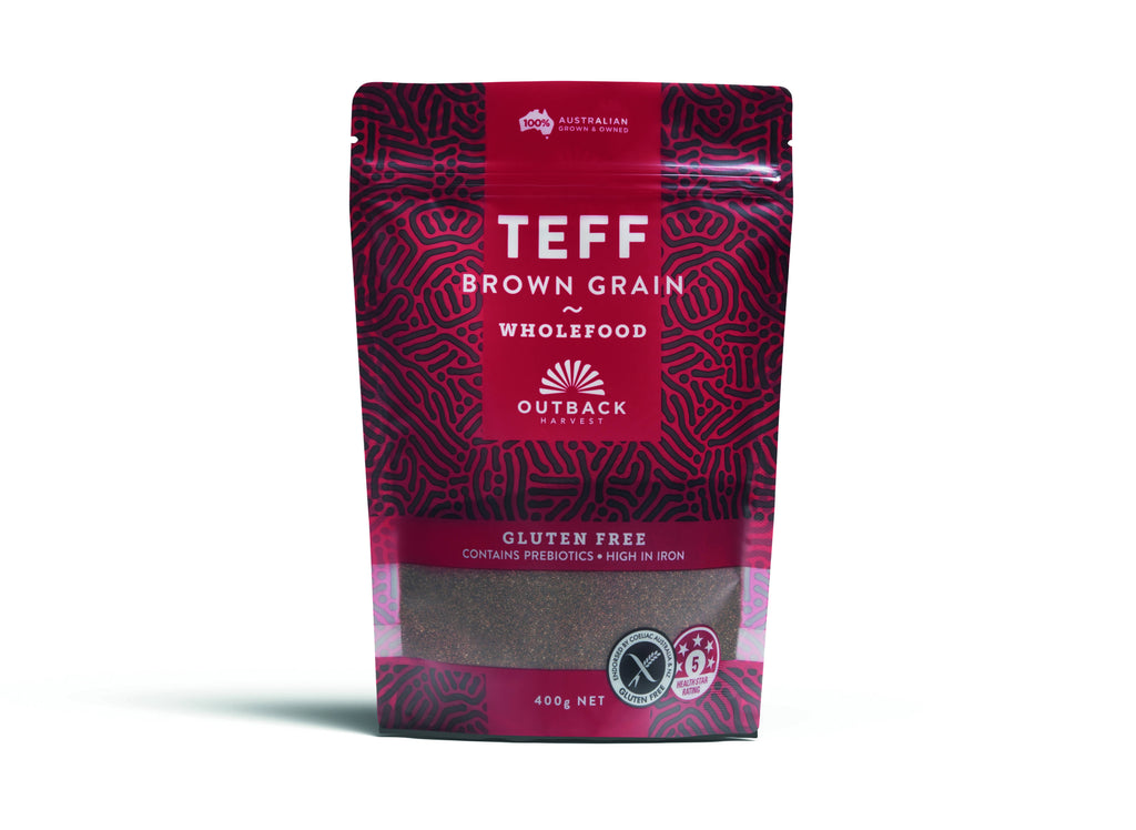 Brown Teff Grain