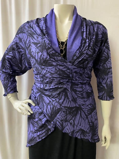 Lisas Lacies Plus Size Patsy 10 In 1 Wrap